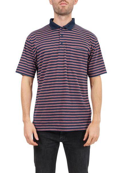 Vintage Shirts: Striped Polo Shirts