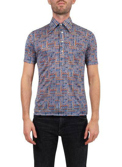 Chemises Vintage: 70's Chemises Imprim̩s