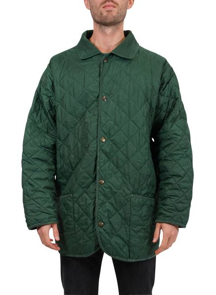 Vintage Jackets: Quilt Jackets