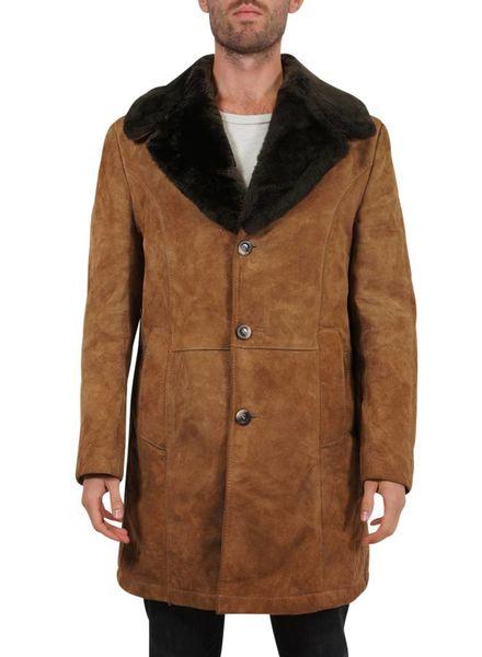 Vintage Coats: 70's Sheepskin Coats Mens