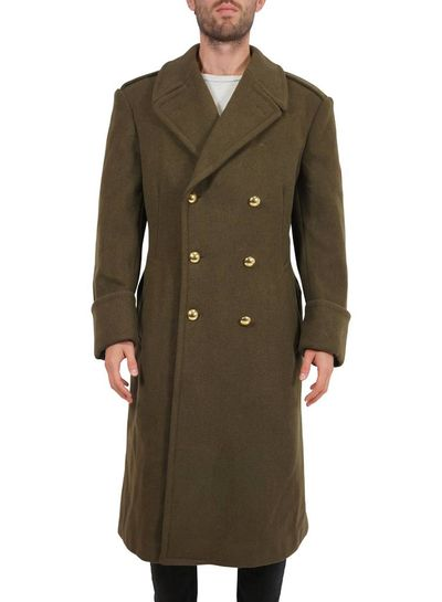Vintage Coats: 70's Men Winter Coats