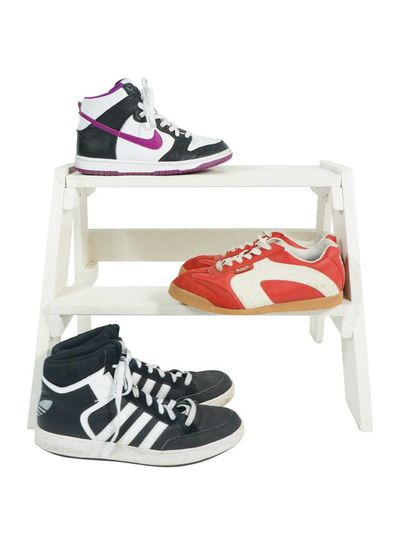Vintage Shoes: Sneakers