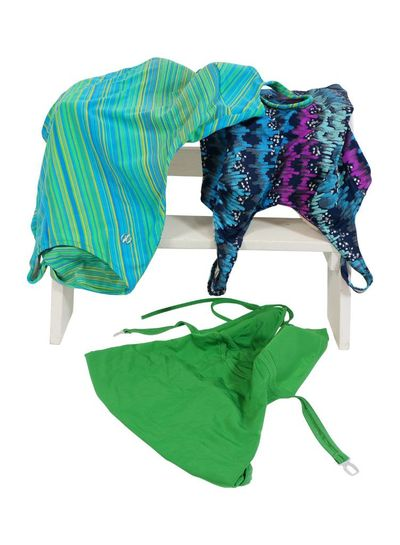 Vintage Swimwear: 70's Swimsuits