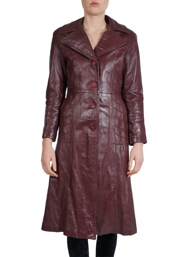 Vintage Coats: 70's Napa Leather Coats Ladies