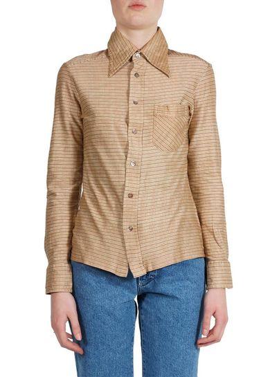 Hauts Vintage: Chemises 70's