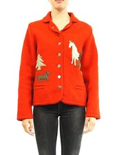 Tricot Vintage: Cardigans / Pulls Tyroliennes Modernes