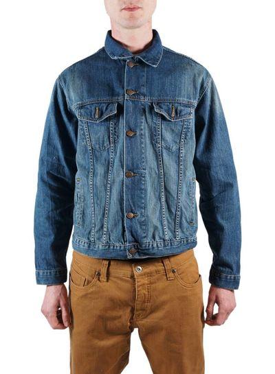 Vintage Jackets: Denim Jackets Modern
