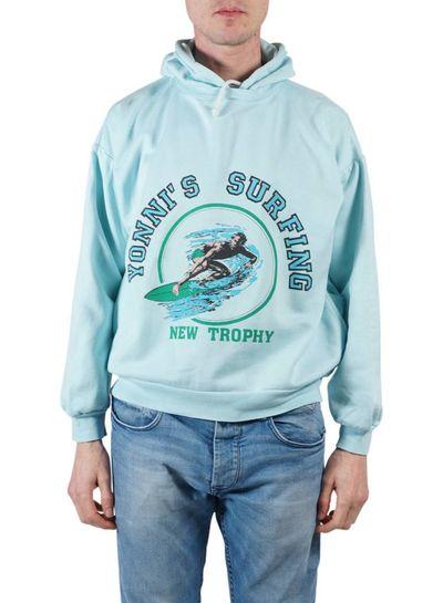 Vintage Sportswear: Surf Sweatshirts