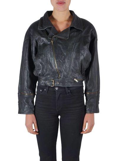 Vestes Vintage: 80's / 90's Vestes en Cuir