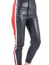 Pantalons Vintage: Pantalons Motor en Cuir