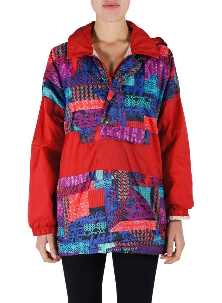 Way Vintage Wholesale K Clothing Vintage Vestes Anorak Rerags qRtfw116