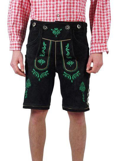 Vintage Shorts: Lederhosen