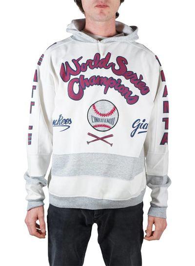 Vintage Sportswear: Sweatshirts Hooded