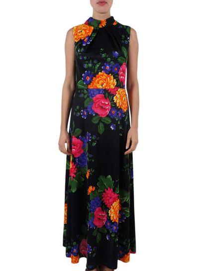 Vintage Dresses: 60's & 70's Dresses Maxi