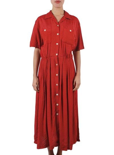 Vintage Dresses: Polkadot Mix