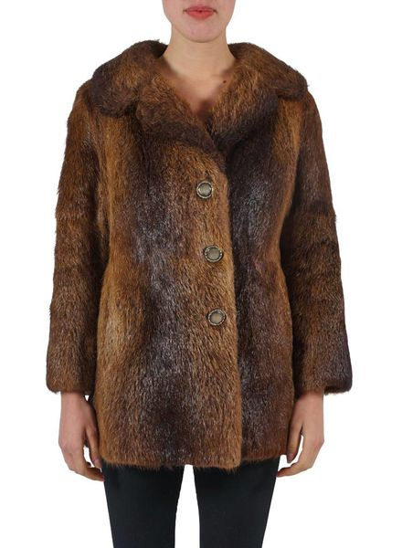 Manteaux Vintage: Manteaux et Vestes de Fourrure