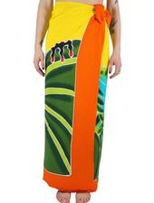 Vintage Skirts: Sarong Beach Skirts