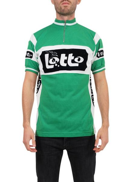 Vintage Sportswear: Cycling Jerseys & Jackets