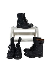 Chaussures Vintage: Chaussures Militaires