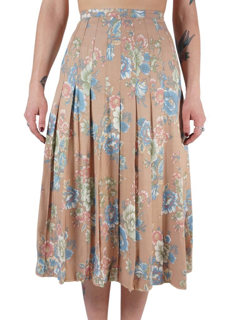 Pleated Skirt Rerags Vintage Clothing Wholesale