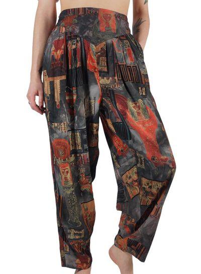 Vintage Pants: 80's Summer Pants