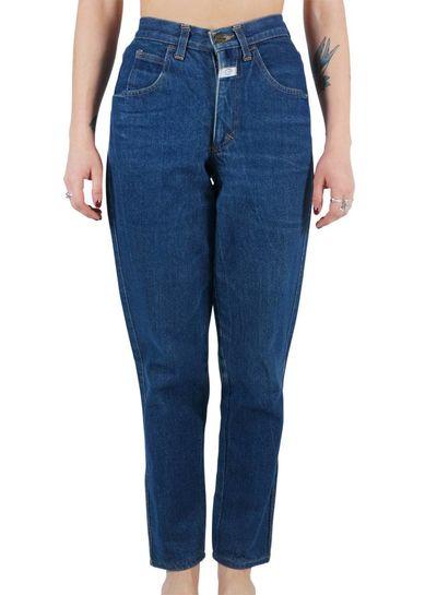 Pantalons Vintage: Jeans Taille Haute