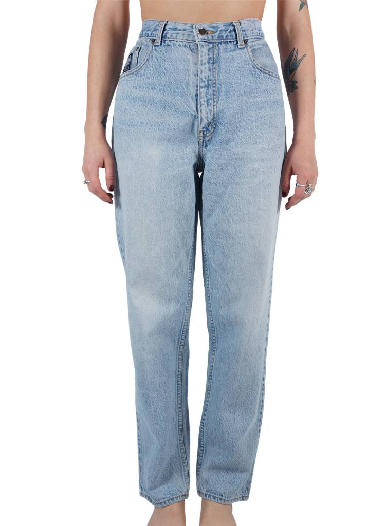 Vintage Pants High Waisted Jeans - ReRags Vintage Clothing Wholesale