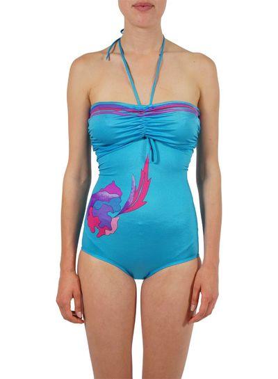 Vintage Swimwear: 80's Swimsuits