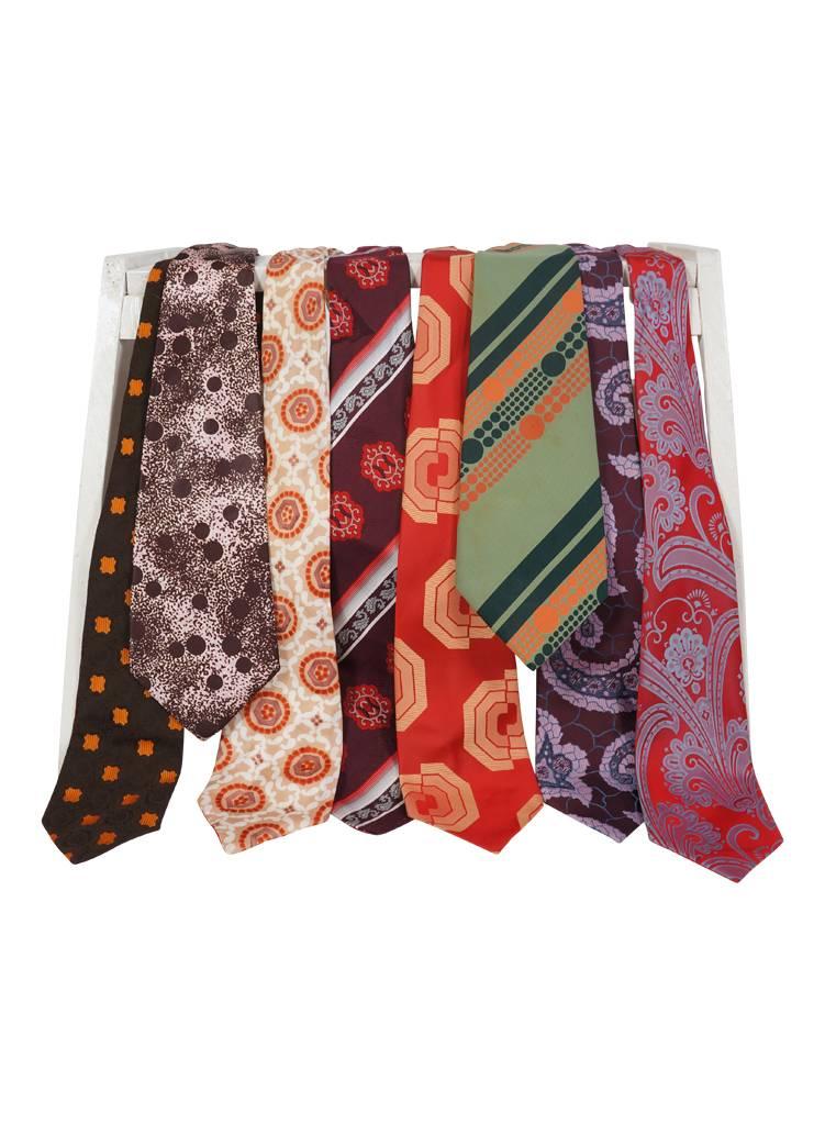 vintage 70s ties rerags vintage clothing wholesale