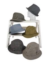 Chapeaux Vintage: Chapeaux ÌÊ Carreaux