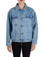 Vestes Vintage: 90's Vestes en Jean