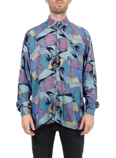 Chemises Vintage: M̩lange de Chemises Hommes - Deuxi̬me Choix