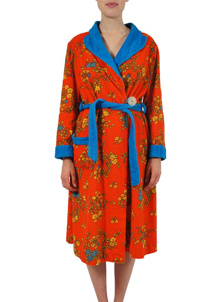 Vintage Dresses: Bath Robes - ReRags Vintage Clothing Wholesale