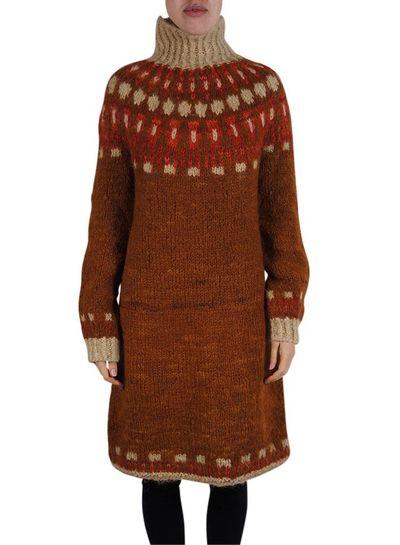 Tricot Vintage: Chandails Islandais