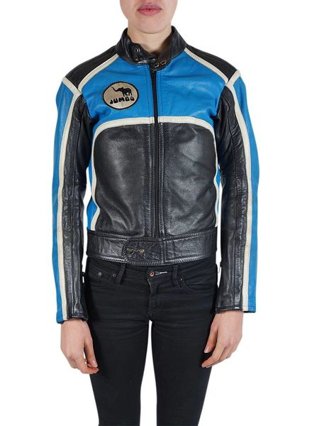 Vestes Vintage: Caf̩ Racer Vestes en Cuir