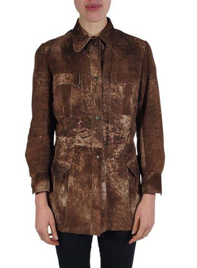 Vintage Jackets: Suede Jackets Ladies