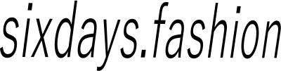 Der online-shop für Mode - sixdaysfashion-shop.de