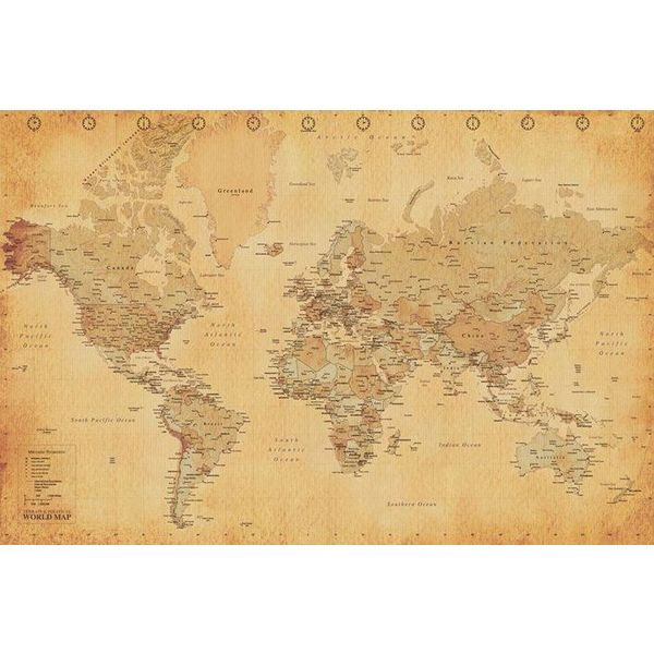Duties to parents in hindi carrire la patate mint groen feest versiering world map vintage style maxi poster gumiabroncs Images