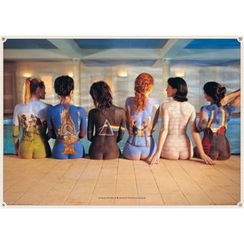 Pink Floyd Back Catalogue - Maxi Poster