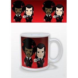 Pulp Fiction Vincent & Jules - Mok