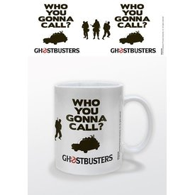 Ghostbusters Who You Gonna Call?