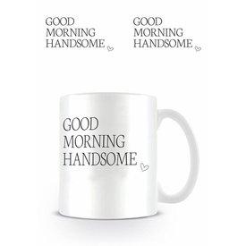Goodmorning Handsome