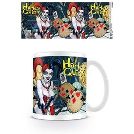 Harley Quinn Number 1 - Mok