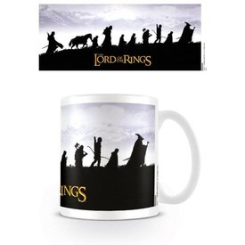 The Lord of the Rings Fellowship - Mok