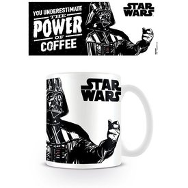 Star Wars Ep 7 The Power Of Coffee - Mok
