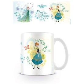 Frozen Elsa and Anna - Mug
