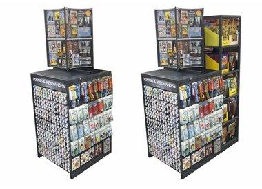 Power Rack 80 + Merchandise