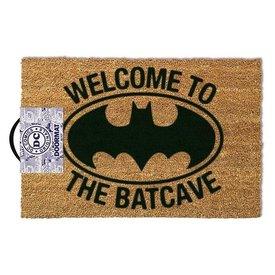 Batman Welcome To The Batcave - Deurmat