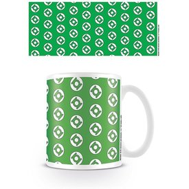 Dc Originals Green Lantern Logo Pattern - Mok