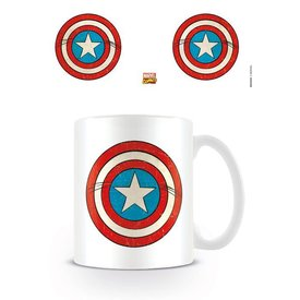 Marvel Retro Captain America - Mug